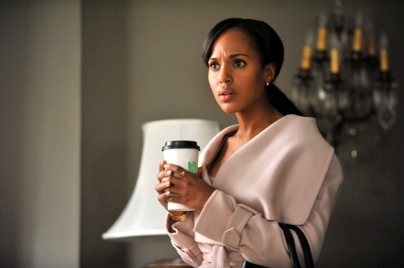 Kerry Washington è Olivia Pope [atlantablackstar.com]