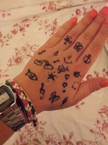 I Tatuaggi del Cioè