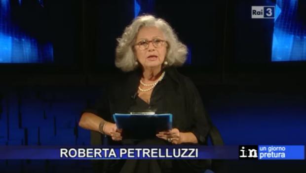 Roberta Petrelluzzi Un giorno in pretura